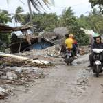 印尼海嘯釀重大傷亡 國防部:已備4架C-130運輸機、開設物資集運站,隨時可投入支援救災