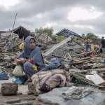 印尼火山+海嘯災情最新》死傷近1300人 海峽兩岸滿目瘡痍 6名台灣旅客已脫困