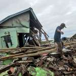 印尼火山噴發引起海嘯》死亡人數攀升至429人 沒有預警系統而釀悲劇