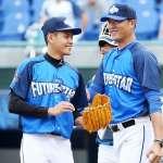 棒球》建仔、鋒哥首任教頭大成功 陳聖平獲選富邦U-18明日之星大賽最佳球員