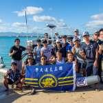 首戰無人駕駛船競賽 交大勇奪前五備受國際矚目