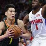 NBA》林書豪得分上雙扮致勝功臣 老鷹本季首度3連勝到手