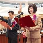 許崑源當選高雄市議會議長 韓國瑜親臨現場祝賀