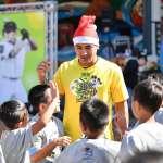 棒球》林子偉返鄉送禮 讓那瑪夏過不一樣的聖誕節