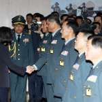 國軍將官晉任周四登場 中將、少將僅19人寫新低