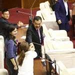 藍綠祭黨紀無人跑票 國民黨陳錦祥、葉林傳奪北市正副議長寶座