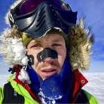 史上第一人!跋涉54天、長征1500公里…美國33歲冒險家不靠外援 獨力完成橫越南極洲壯舉