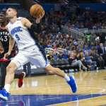 NBA》魔術武切維奇一柱擎天 準大三元數據助球隊大勝暴龍