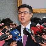 卓榮泰:黨務改造不留情面 沒有上限
