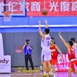 籃球》新榮手感冰冷 南湖將與泰山爭8強