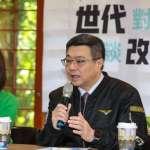民進黨主席補選》卓榮泰展開世代對話 青壯基層籲:黨要砍掉重練、不要冷氣房決策