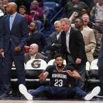 NBA》戴維斯打滿下半場 造就生涯第9次至少45分、15籃板