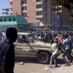蘇丹民眾反麵包漲價釀街頭示威!10天19人喪命,政府祭催淚瓦斯趕人