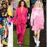 淺藍色、撞色印花、粉色套裝……BBC展望2019年春季五大女裝新潮流