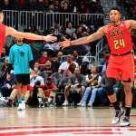 NBA》林書豪和貝茲摩相同際遇,從選秀落選再到千萬年薪,再一起離開亞特蘭大?!