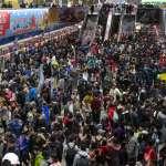 「狂放電2019台北最High新年城」7時開場   捷運42小時不收班