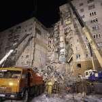 奇蹟!俄羅斯民宅天然氣爆炸死傷慘重,11月大男嬰受困瓦礫35小時幸運生還