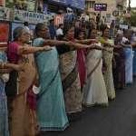 准許女性入廟參拜惹怒保守教徒 印度最高法院5法官裁決多找2人一起審議