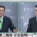民進黨主席辯論》卓榮泰批不關心青年議題 游盈隆反酸:新科議員都在嗆你