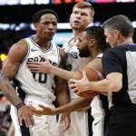 NBA》德羅森上演王子復仇記 生涯首度大三元屠龍