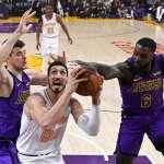 NBA》老闆多蘭表示打贏湖人就是開心 尼克受到加持打出最佳比賽