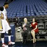 NBA》身家871億女老闆向戴維斯喊話:會用盡全力留人