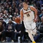 NBA》約基奇賽季新高39分捕黃蜂 高效能比肩籃球之神