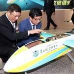 國產「熊鷹」定翼無人機今交機 未來將助攻新南向