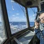 中美貿易談判敏感時刻,美軍神盾艦駛入西沙群島 中國外交部:雙方應當營造良好氣氛