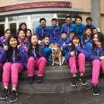 校園犬可樂的微笑 延伸生命愛的教育