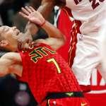 NBA》林書豪對熱火被打臉三次 這次沒流血算輕的