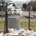 美國聯邦政府關門,影響幾何:大貓熊直播中止、垃圾沒人清、貿易談判勉強推進