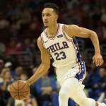 NBA》新秀出頭天 沙米特飆8記三分轟垮巫師