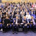 連勝文率「兩岸跨境創業協會」訪高 韓國瑜談拼經濟理念