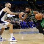 NBA》厄文不滿星海哥最後一擊的選擇 綠衫軍2分之差惜敗魔術