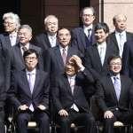新台灣國策智庫民調》體檢蔡政府內閣表現 林佳龍最接地氣、蘇建榮存在感最低