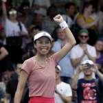 網球》 「淑薇Style」大膽又難以預測 謝淑薇女單500勝台灣第1人
