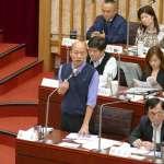韓國瑜施政報告提「4個一」打造高雄首富 綠議員打斷批「講太久」