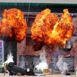 消防節戰術演練 侯友宜勉新北成為安全城市典範