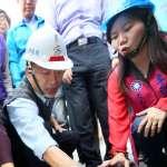「路不平,人民不給活路」 韓國瑜砸3.9億鋪平20條路