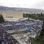 為了亞歷山大的榮光!嫌鄰國名字改得不夠徹底,十萬希臘民眾雅典暴動