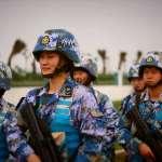 「兩棲霸王花」是這樣練成的!揭秘中國第一支女子「海軍陸戰隊」