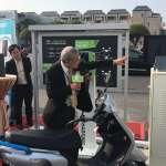 中油轉型第一步!綠能加油站誕生 電動機車充換電靠光電、儲能供應