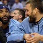 NBA》低潮灰熊考慮交易兩主力 小加索、康利待價而沽