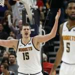 NBA》約基奇無故遭禁賽 回歸後拿大三元痛宰76人