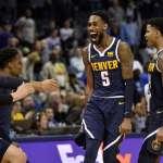NBA》金塊下半場25分落後逆轉勝灰熊 平隊史紀錄