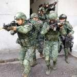 城鎮作戰時代來臨!狹小空間武器交替流暢 陸軍限制空間訓練罕見曝光