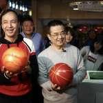 朱韓聯手助選!朱立倫陪「三重賣菜郎」打保齡球,讚韓國瑜是「國民黨最優秀市長」