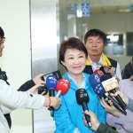 盧秀燕訪港行銷台中 強調放下政治勿設限
