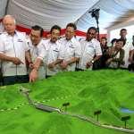 一帶一路又碰壁!中國鐵路造價過高,馬哈地抱怨:馬來西亞背不起這筆債